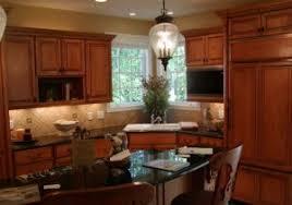 Kitchen Designs With Corner Sinks Corner Kitchen Sink Design Ideas 15 New D Shaped Kitchen Sink
