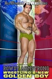 Rene Meme Bodybuilding - rowdy armstrong