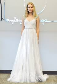 wedding dress houston hayley 2015 style 6458 conrad sleeveless lace