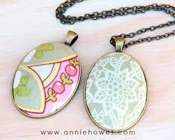 make necklace pendant images How to make a fabric pendant cloth pendant diy jewelry crafts to jpg