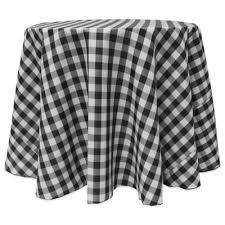 buy 90 inch black tablecloth from bed bath beyond
