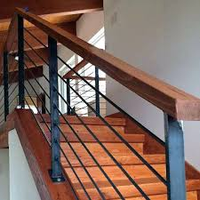 Oak Stair Banister Wooden Staircase Spindles Uk A Softwood Winder Staircase For A