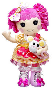 build a bear lalaloopsy crumbs sugar cookie large 19in rag doll