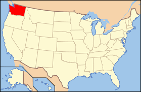 State Of Washington Map by Snohomish County Washington Wikipedia