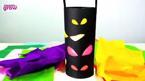 halloween lantern crafts for kids youtube