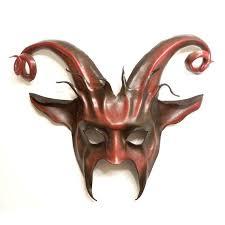 Krampus Costume 25 Melhores Ideias De Krampus Mask No Pinterest Máscara Oni