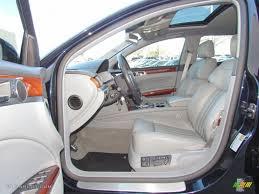 Phaeton Interior Sonnen Beige Interior 2004 Volkswagen Phaeton V8 4motion Sedan