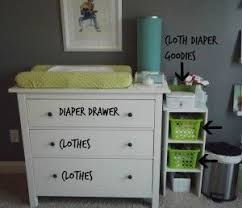 Diaper Organizer For Changing Table Best 25 Diaper Changing Station Ideas On Pinterest Changing