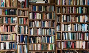 meaning of a bookshelf astrotarot