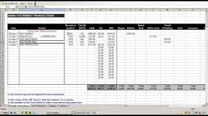 Cost Spreadsheet Template Monthly Business Expense Template And Revenue And Expense