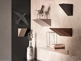 modern wall shelving home design ideas
