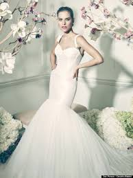 zac posen unveils wedding dress line for david u0027s bridal photos