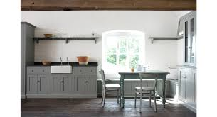 shaker kitchens van devol handgemaakte painted engels kitchens
