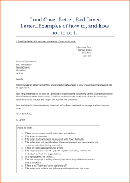 good cover letters for resume spectacular idea good cover letter