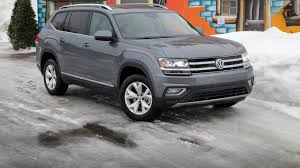 2018 volkswagen atlas interior 2018 volkswagen atlas quick spin review