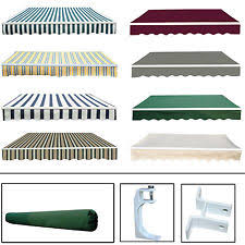 Awning Canvas Replacement Awning Fabric Ebay