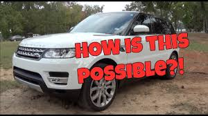 modified 2015 range rover suv or sports car with a lift kit 2015 land rover range rover