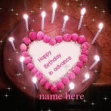 write on birthday cakes namegif com
