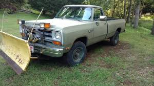 dodge ram 89 dodge ram 1989 4x4 truck dodge ram 2500 1989 for sale
