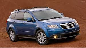 tribeca subaru 2015 subaru tribeca in blue front pose wallpaper
