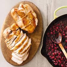 boneless turkey cast iron boneless turkey with cranberry chutney