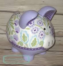 Personalized Silver Piggy Bank 192 Best Piggy Banks Images On Pinterest Piggy Banks Ceramic