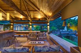 Outdoor Living Areas Images by Adorable Outdoor Living Room Decorative Cushion Stone Fireplace