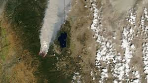 Wildfire From Space by Fired Up Over Math Studying Wildfires From Space Activity Nasa