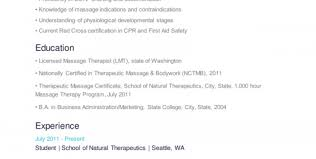 licensed massage therapist cover letter