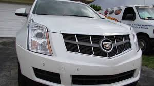 cadillac srx pearl white 2012 cadillac srx pearl white by advanced detailing of south