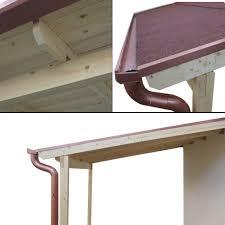 montaggio tettoia in legno tettoia in legno 6 x 3 mt