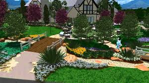 top 3d garden design popular home design interior amazing ideas