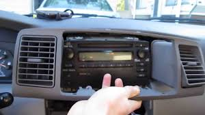 toyota car stereo 2003 2008 toyota corolla car stereo upgrade 1 of 3