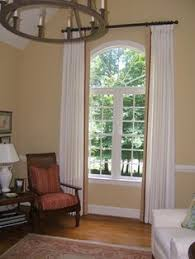Curtains For Palladian Windows Decor For Your Living Room Capture The Shape Of Your Window With