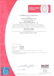 ce bureau veritas pasta maltagliati our certifications