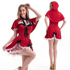 Red Riding Hood Halloween Costumes 2017 Quality Halloween Costume Red Riding Hood
