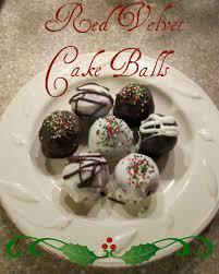 red velvet cake balls tidbit times