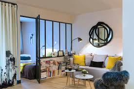 comment cr馥r une chambre dans un salon verrière intérieure 12 photos pour cloisonner l espace avec