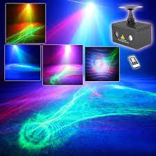 rgb led disco atmosphere lights laser projector