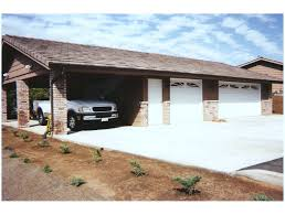 House With Carport Custom Garage Builder U2013 Can Match House U2013 Southern California San
