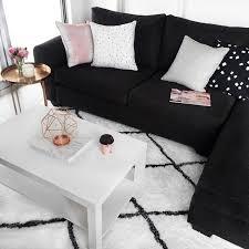 pink and black home decor living room design pink and black living room white apartment