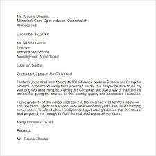 sample christmas letter u2013 19 documents in pdf word within