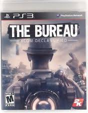 the bureau ps3 review the bureau xcom declassified ps3 ebay