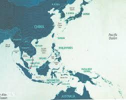 East China Sea Map Kieu Luu Banks Coastal Breeze News