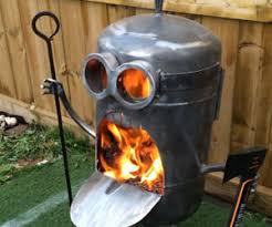 Ll Bean Fire Pit - death star fire pit