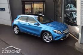 mercedes geelong used mercedes gla class cars for sale in geelong