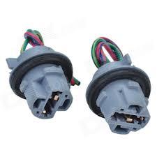 car brake light bulb cheerlink t20 brake light reversing ls socket car bulb holder