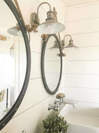 Bathroom Mirror Remodel by Best 25 Round Bathroom Mirror Ideas On Pinterest Minimal