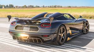 koenigsegg inside the koenigsegg agera rs naraya is gold leaf trimmed supercar