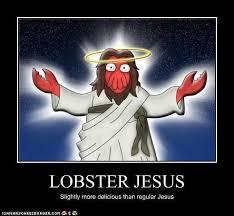 Zombie Jesus Meme - beautiful zombie jesus meme lobster jesus good news everyone